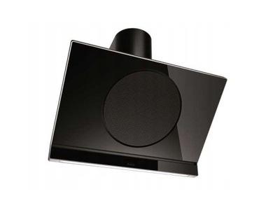 Черный вытяжка Amica IN900BSC Дымоходная 90 см 62dB