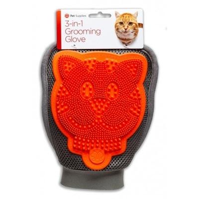 перчатка pięlegnacyjna с темой кот