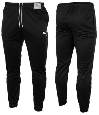 Puma spodnie męskie sportowe treningowe roz.M
