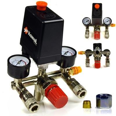 PRESOSTAT 1F+ włącznik ciśnieniowy do kompresora