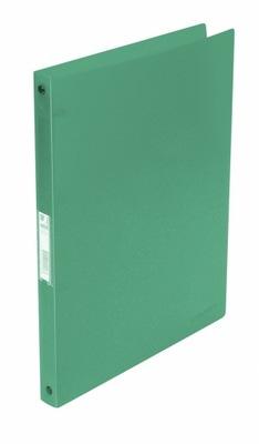 Segregator ringowy PP A4/4R/16mm zielony