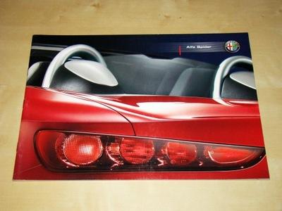 Alfa Romeo Spider (Brera Spider) 2006