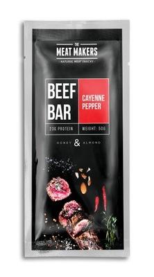 Вяленая говядина - Beef Bar Cayenne Pepper 50?