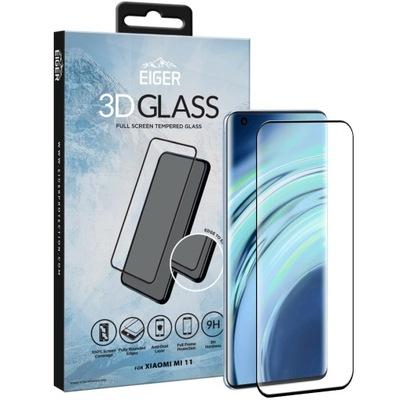 Szkło do Xiaomi Mi 11/ 11 Ultra, Eiger 3D Glass CF