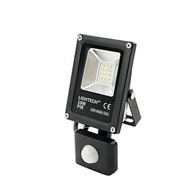 Oprawa LED naświetlacz SMD 10W z czujnikiem ruchu