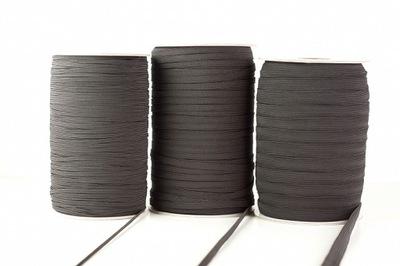 резинка одежды 5 мм черная 10mb