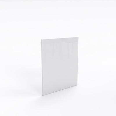 Fronty lakierowane UV z mdf biały wysoki połysk