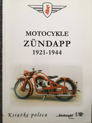 Motocykle Zundapp 1921-1944
