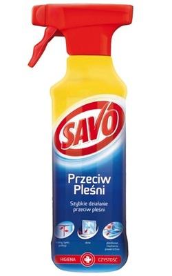 Savo спрей Очистки на Плесень Грибы спрей 500 мл