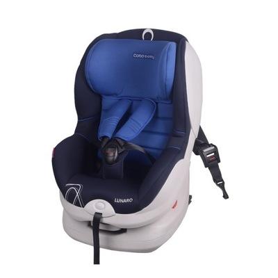 Coto Baby Fotelik Samochodowy 9-18Kg Lunaro Blue