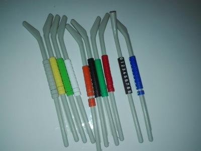 теги пластиковые для попугаев волнистых 4мм 10 штук