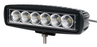 Лампа рабочая LED Osram 18W slim 1000 lm 12 /24V
