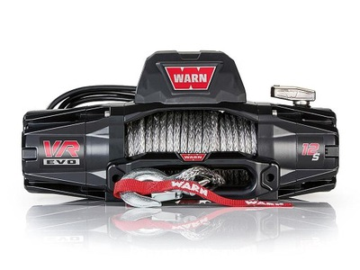 Wyciągarka Warn VR EVO 12s 12V 5442 kg, syntetyk