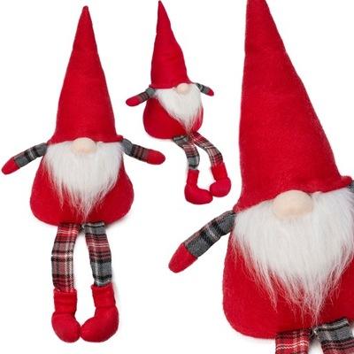 SKRZAT KRASNAL na prezent DUŻY święta XXL Mikołaj