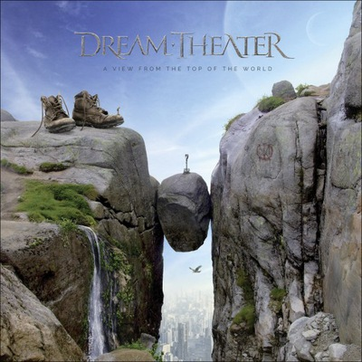 DREAM THEATER A View From The Top Of The World CD