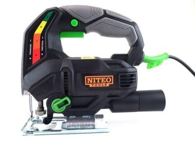 Wyrzynarka z laserem NITEO TOOLS pilarka 710w