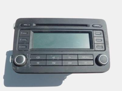 VW CADDY GOLF TOURAN PASSAT B6 РАДИО CD MP3
