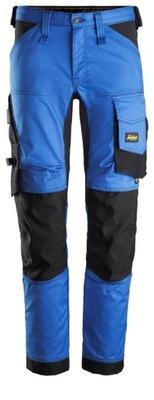 Snickers spodnie 6341 148 (48 LONG) niebieski