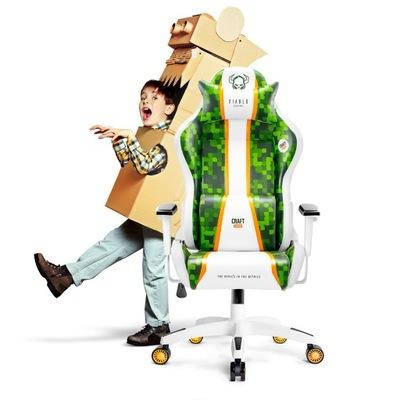Fotel dla DZIECKA obrotowy DIABLO X-ONE CRAFT KIDS