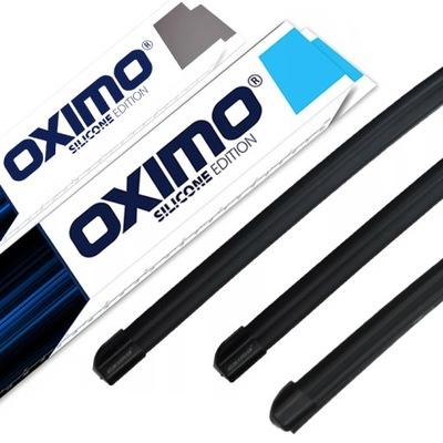 OXIMO ДВОРНИКИ ПЕРЕД + ЗАД - FORD MONDEO IV MK4