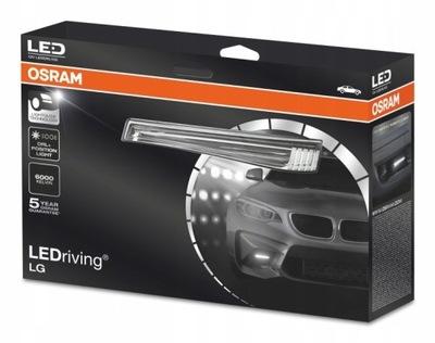 Компания Osram LEDriving LG в