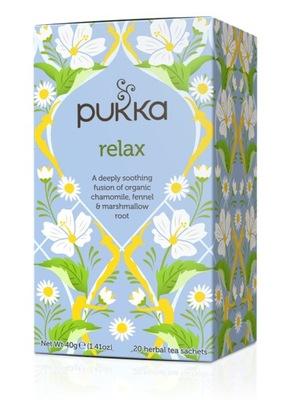 ??? Relax - Pukka Herbs