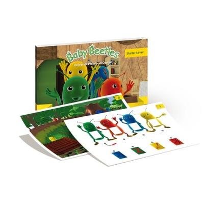 Baby Beetles - zeszyt ćwiczeń dla dziecka
