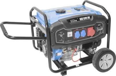 Приводимый в действие генераторная instagram Гуде GSE6700RS 9 ,0KW 230 /400В