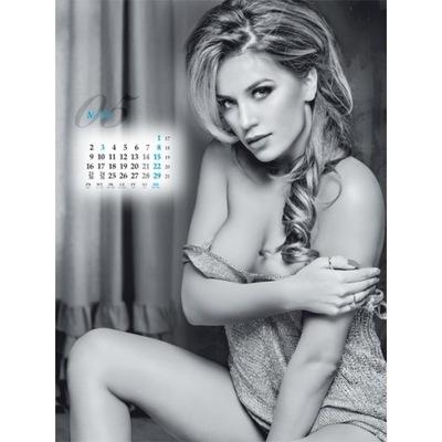 dziewczyny urocze niewinne laski kalendarz 2022