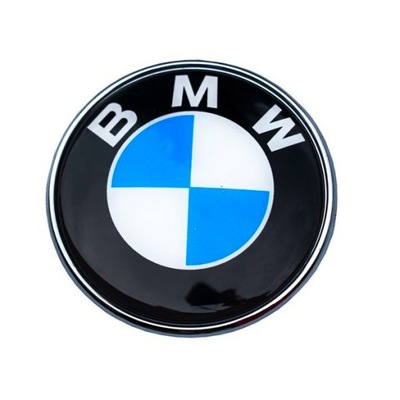 ZNACZEK EMBLEMAT LOGO 82mm BMW E36 E38 E39 E46 E86