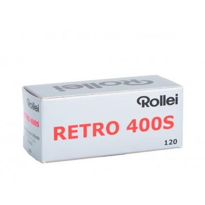 Rollei Retro 400S/120