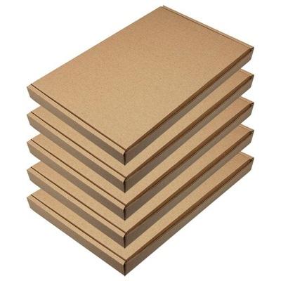 Pudełka do wysyłki ręcznie robionych kartek - 5szt