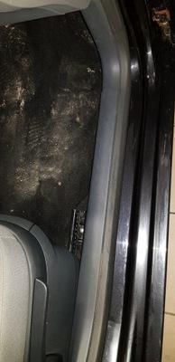НАКЛАДКА ПОРОГА ВНУТРЕННЯЯ SEAT IBIZA III 02-08 5D