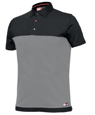 Koszulka POLO robocza STRETCH bawełna CZ-SZ 'XL