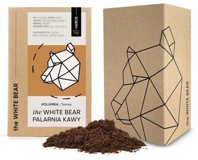 СВЕЖО молотая кофе КУРИЛКЕ С the WHITE BEAR 1 кг