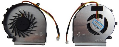 MSI WENTYLATOR GE62 GE72 GL62 GL72 PE60 CPU 3PIN