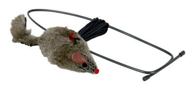 TRIXIE - MYSZ na gumce 190cm zabawka dla kota