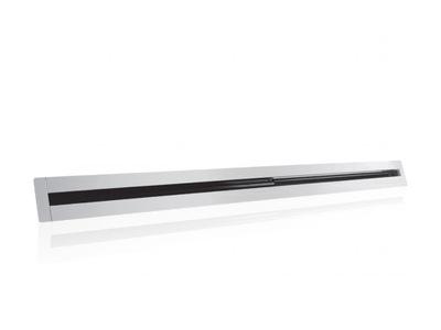 Výustka je lineárnej štrbinou 1 LDS-1-495, mriežka