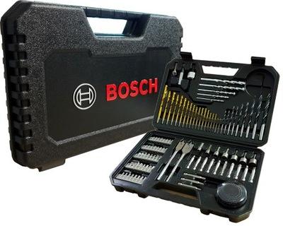 комплект сверл бит Bosch V-Line Titan 103 детали