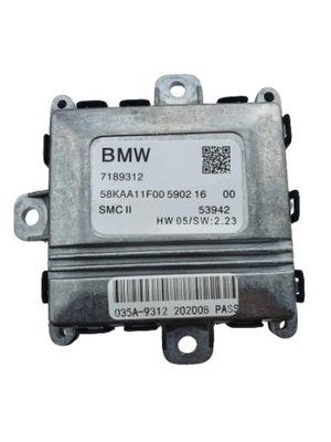 MODUŁ ПОВОРОТА КСЕНОН BMW 3 5 7 LEAR SMC SMC II 2