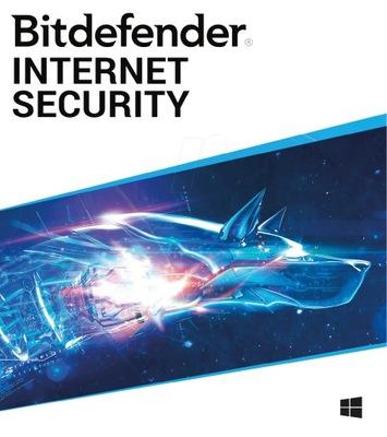 Antywirus Bitdefender Internet Security 3ST/1 rok
