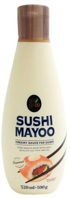 СУШИ MAYOO кремовый соус МАЙОНЕЗ ??? суши-520ml