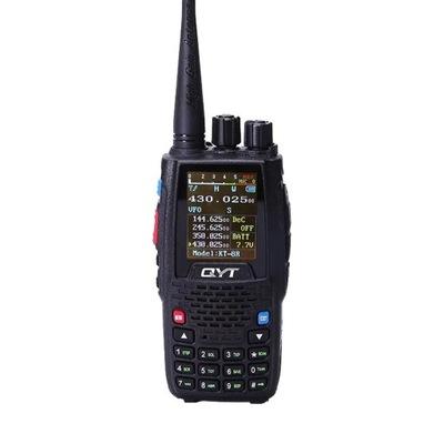 QYT KT-8R 5W czteropasmowy radiotelefon ręczny 5W
