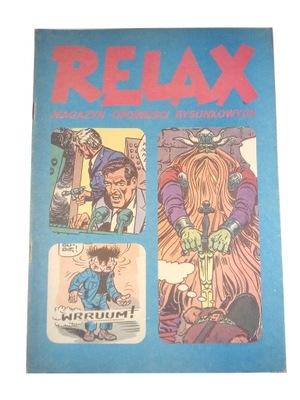 RELAX nr. 20 1978 r. wyd. I stan kolekcjonerski.