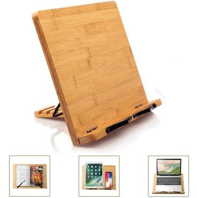 Stojak na książkę podstawka pod tablet39x28cm duży