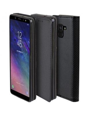 Etui z klapką do Samsung Galaxy J6 2018 czarny