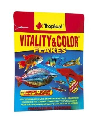 Tropical Tropical VITALITY & COLOR 12g SASZETK