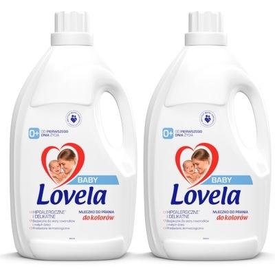 Lovela BABY Hipoalergiczne Mleczko do Koloru 9L