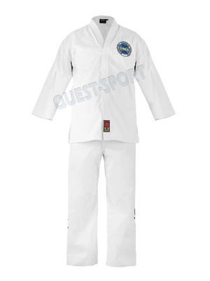 Dobok taekwon-do ITF z bawełny 170 cm y haftem