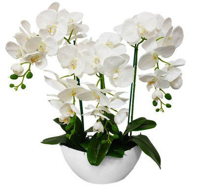 ОРХИДЕЯ искусственный орхидеи ЦВЕТОК 4 ORCHIDEA 70 см